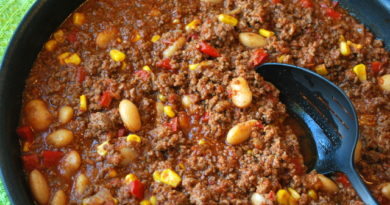 Chili con carne nadjas kitchen
