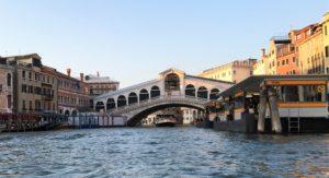Rialtobron Ponte di Rialto Venedig