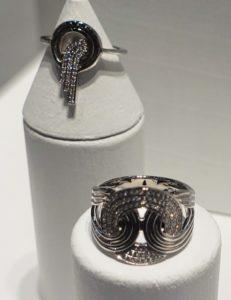Lara Bohinc armband ring