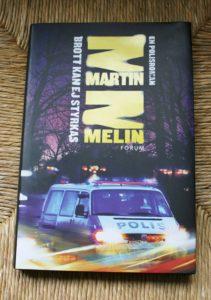 Brott kan ej styrkas - Martin Melin