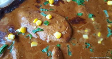 Mör kyckling i sås Nadjas Kitchen