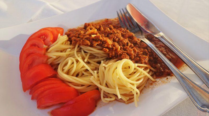Pasta med quornfärssås