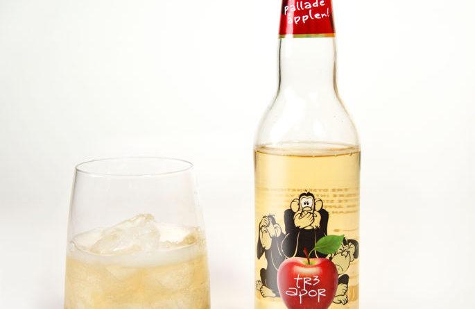 Tr3 Apor Äppelcider alkohol