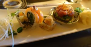 FnB Market sushi