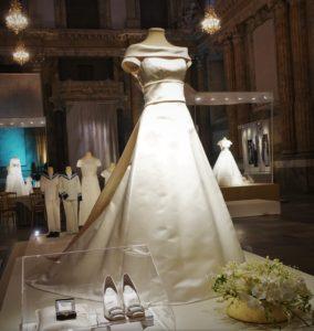 Kronprinsessan Victoria brudklänning
