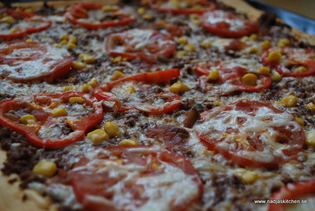 Tacopizza nadjas kitchen