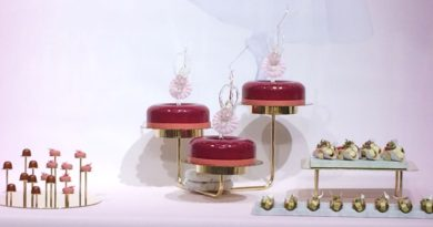 Årets Konditor 2015 tårtan