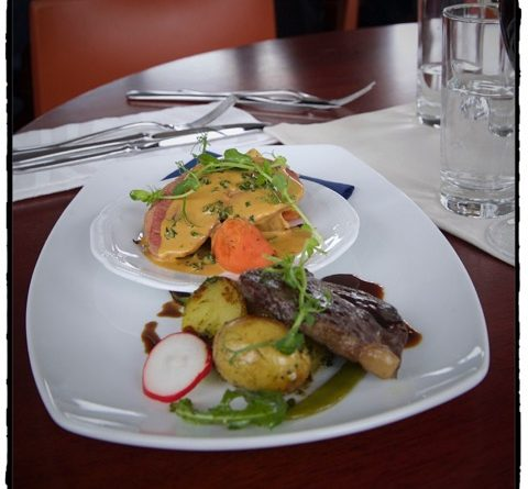 Lunchkryssa till Drottningholm mat6