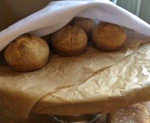 Brödfabriken bullar