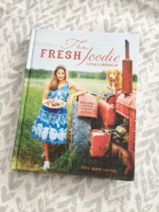 The Fresh Foodie leila lindholm