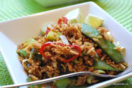 Fried Rice nadjas kitchen