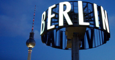 Weekend i Berlin