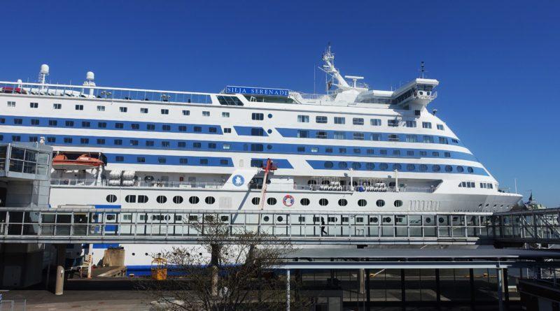 Lyxkryssning på Östersjön Silja Serenade