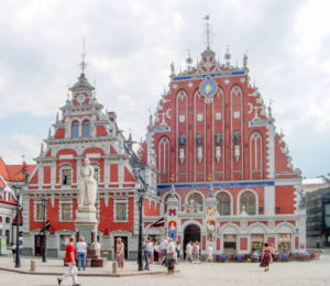 Riga gamla stan
