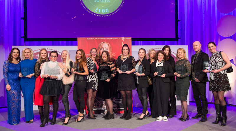 Vinnare av Daisy Beauty Awards 2017