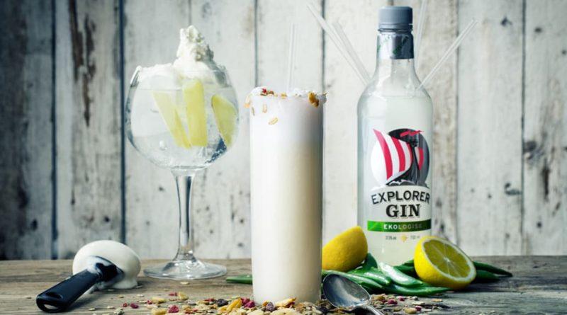explorer gin drinkar