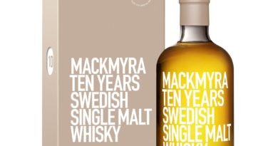 mackmyra ten years flaska