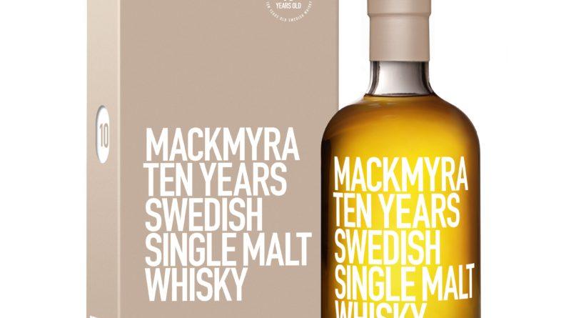 mackmyra ten years flaska