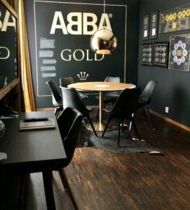 Abba Gold rum