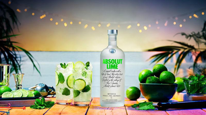 Absolut Vodka med ny fräsch tvist