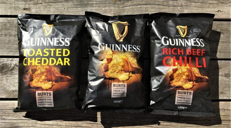 Chips för Guinnessälskare
