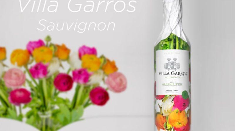 Villa Garros Sauvignon – Vin och blombukett i ett!