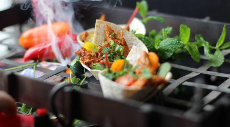 Oumph! Tandoori Taco