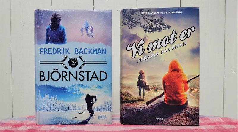 Vi mot er – Fredrik Backman