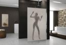 Konst i badrummet