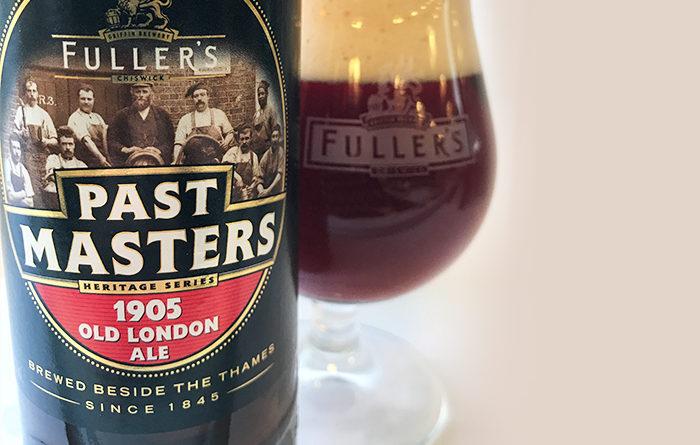 Old London Ale från 1905