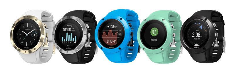 Spartan Trainer Wrist HR – en ny och lätt GPS-klocka