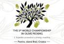 Kroatien är världsmästare i Olivplockning!