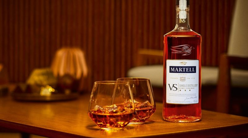 Martell VS Single Distillery – ny stil och design från klassiskt cognacshus