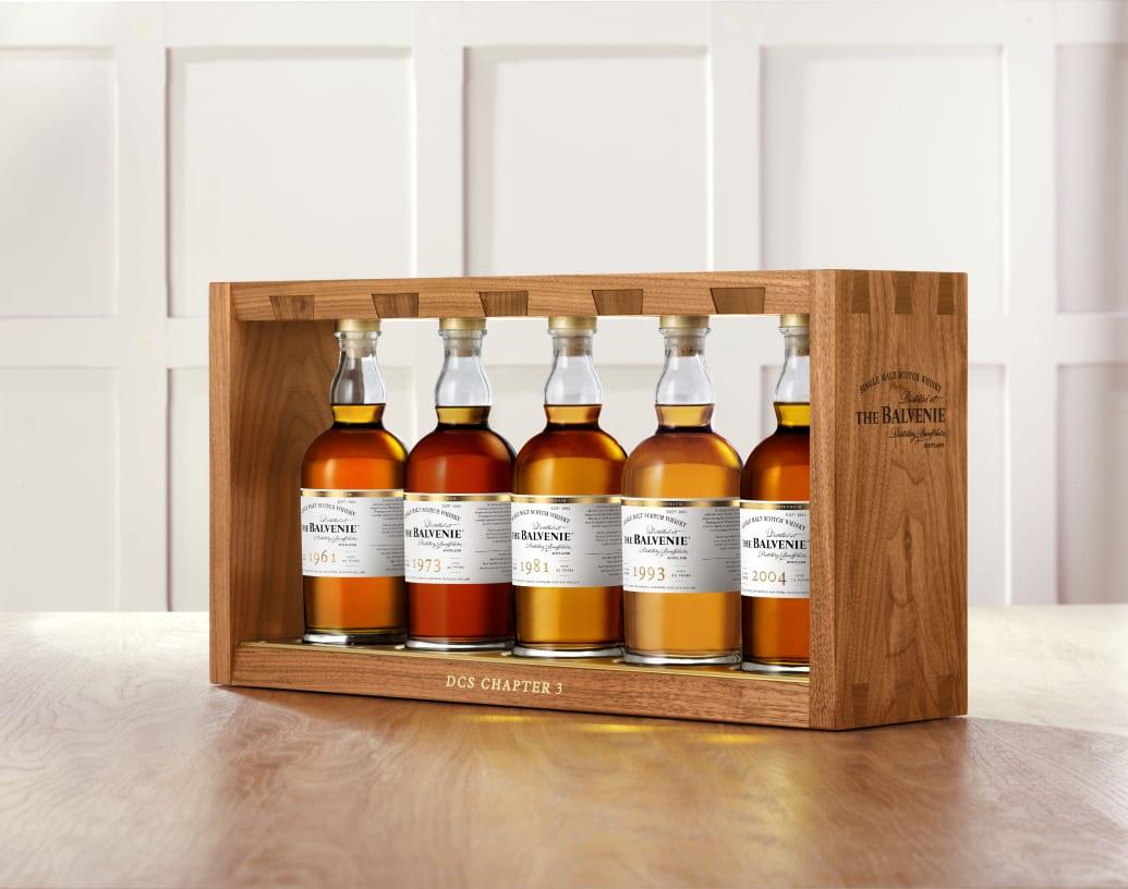 Balvenie Lanserar Exklusiv Whiskysamling Du I Fokus