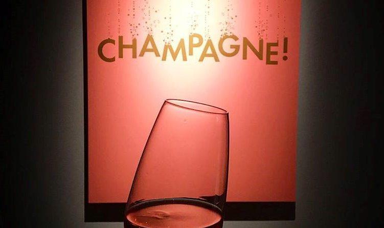 Champagnens historia på Spritmuseum