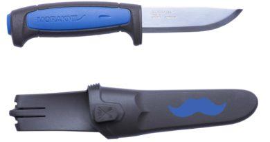 Mustaschkniven från Morakniv räddar liv!