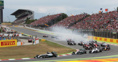 Formel 1 – fartfylld succé hos Ving