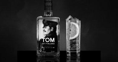 Tom of Finland lanserar ekologisk vodka