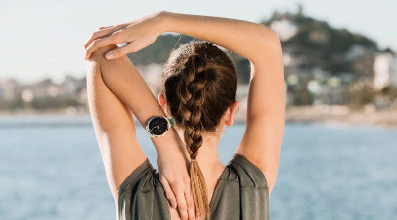 En aktiv livsstil med nya Suunto 3 Fitness
