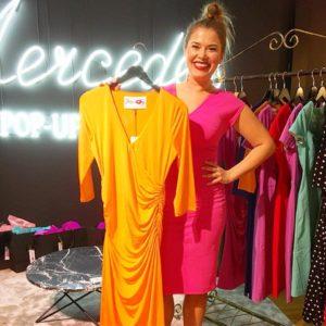 Jessica Frejs färgglada klänningar! - Du i Fokus 77d1d2b439c23