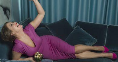 Jessica Frejs färgglada klänningar!