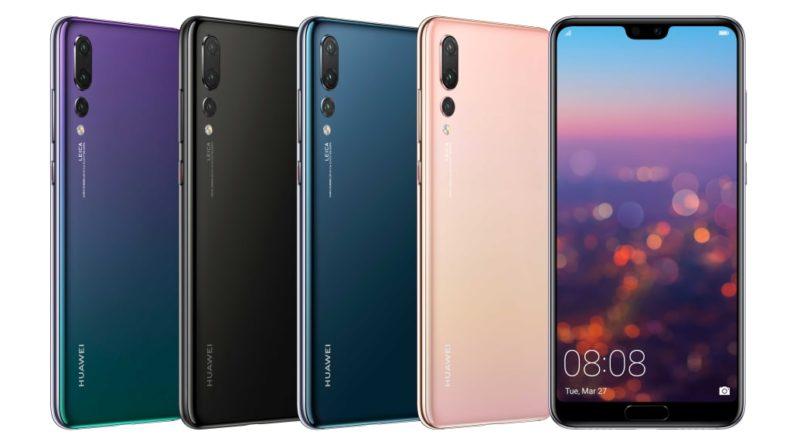 Revolutionerande mobilkamera – Huawei P20 Pro