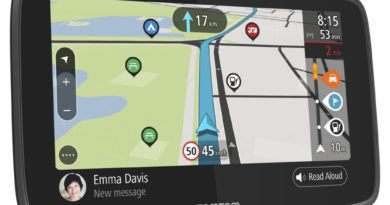 TomTom GO Camper – GPS för husbils- och husvagnsentusiasten