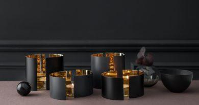 Bernadotte & Kylberg lanserar Infinity ljushållare