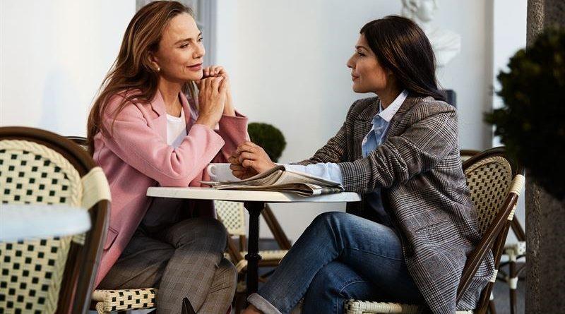 Lena och Bahar tipsar om balans i vardagen