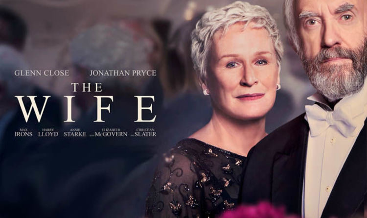 Fantastisk Glenn Close i The Wife
