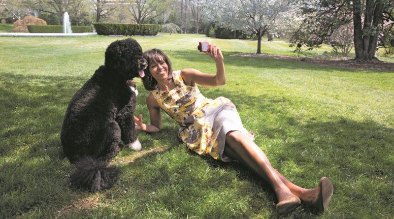 Michelle Obama berättar sin historia