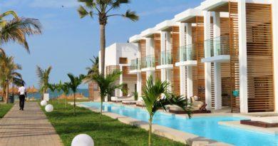 Ving öppnar hotell för vuxna i Gambia
