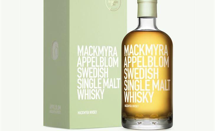 Mackmyras säsongswhisky – Äppelblom med en touch av calvados