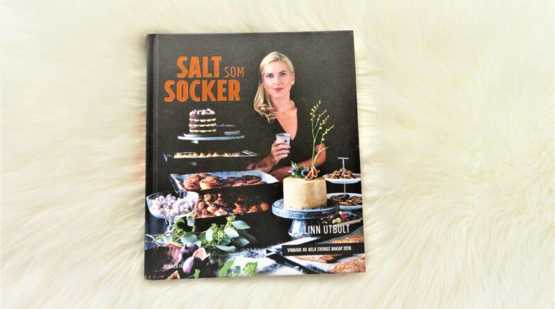 Salt som socker – en riktigt snygg bakbok!
